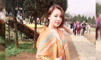 Cô gái bị đồn là bồ nhí lãnh đạo Thanh Hóa mở lại facebook, đăng