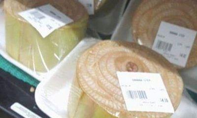 Khúc thân chuối vỏn vẹn 10cm nhưng có giá 280 nghìn đồng tại Nhật Bản