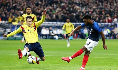 Video Pháp 2-3 Colombia: