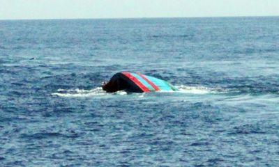 Chìm tàu cá trên biển Bạc Liêu: Tìm thấy 2 thi thể thuyền viên