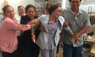 Cháy Carina Plaza làm 13 người chết: Công ty 577 phủ nhận là chủ đầu tư