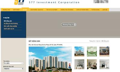 """Phủ nhận là chủ đầu tư Carina Plaza, Năm Bảy Bảy vẫn """"bốc hơi"""" 150 tỷ"""
