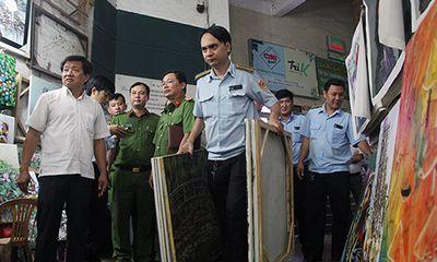 Ông Đoàn Ngọc Hải xử lý bãi giữ xe xuống cấp tại các chung cư cũ