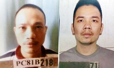 Đề nghị truy tố 2 tử tù trốn khỏi Trại tạm giam T16