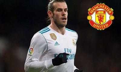 """Real Madrid """"chốt"""" giá trên trời bán Gareth Bale cho M.U"""