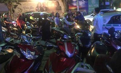 Phó Giám đốc bệnh viện Tim Hà Nội bị hành hung sau va chạm giao thông