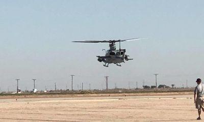 Trực thăng quân đội Mỹ rơi, không ai sống sót