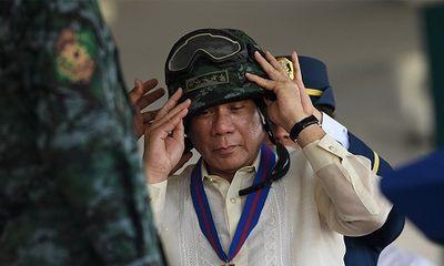 Tổng thống Philippines Duterte: 'Nếu máy bay của tôi nổ, hãy hỏi CIA'