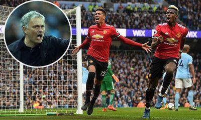 Jose Mourinho nói gì sau trận ngược dòng thành công của