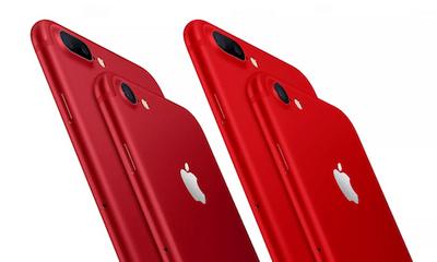 Apple sẽ ra mắt iPhone 8 đỏ rực vào ngày mai 9/4