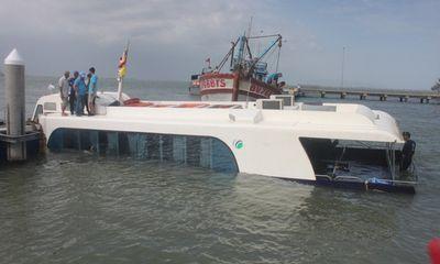 Sau chìm tàu ở Cần Giờ, kiểm tra an toàn phương tiện thủy trên cả nước