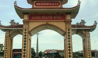 Bí thư Quảng Bình chỉ đạo làm rõ vụ