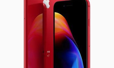 iPhone 8 chính thức ra mắt phiên bản màu đỏ