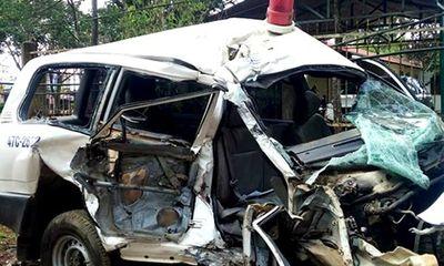 Tin tức tai nạn giao thông mới nhất ngày 11/4/2018