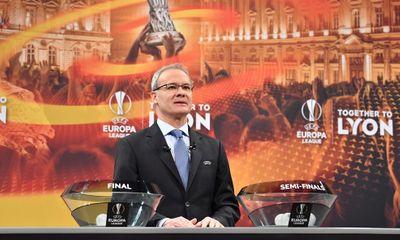 Arsenal và Atletico đối đầu ở bán kết Europa League