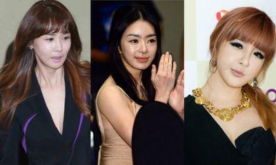 """Phẫu thuật thẩm mỹ: Sao Hàn người nhan sắc lên hương, kẻ """"mặt nhựa"""" biến dạng"""
