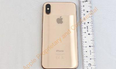 iPhone X hé lộ phiên bản Blush Gold tuyệt đẹp