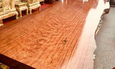 Những tác phẩm từ gỗ quý của đại gia Việt khiến nhiều người