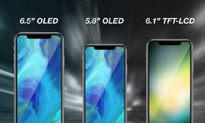 iPhone 2018 có thể thêm bản 2 SIM