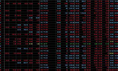"""Hơn 320 cổ phiếu giảm giá, 6 tỷ USD bị """"thổi bay"""" trong ngày hôm nay"""