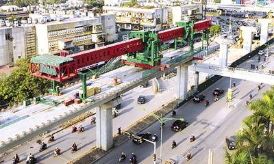 Đường sắt Nhổn - ga Hà Nội tiếp tục lùi tiến độ đến năm 2022