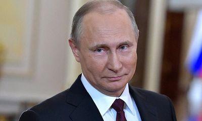 Nga lý giải nguyên do tỷ lệ tín nhiệm của Tổng thống Putin sụt giảm