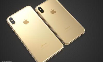 Lộ diện phiên bản iPhone X màu vàng