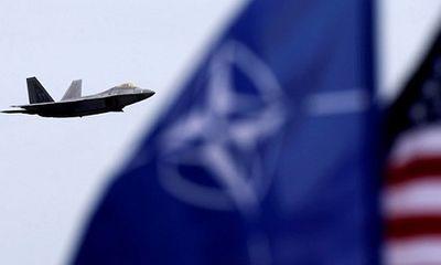 Chiến đấu cơ của NATO tập trận trên bầu trời biển Baltic