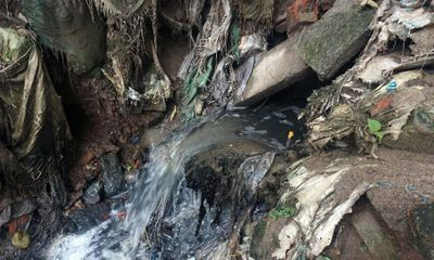 Vụ nghi vấn xả thải ra sông Nhuệ: Giám đốc Urenco 7 nói gì?
