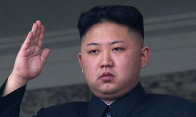 Ông Kim Jong-un phát biểu trước truyền thông quốc tế