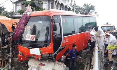 Tin tức tai nạn giao thông mới nhất ngày 30/4/2018