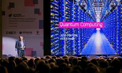 Bỏ qua cuộc chiến thương mại, Trung Quốc muốn chiếm ưu thế trong lĩnh vực lượng tử