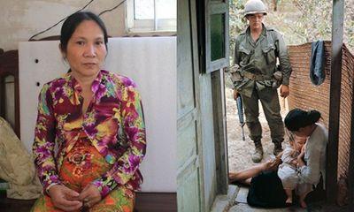 Gặp lại 'em bé' trong bức ảnh mẹ cho bú trước khi bị lính Mỹ hành quyết