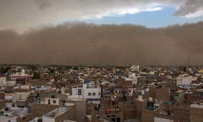 Bão cát càn quét miền Bắc Ấn Độ, hơn 170 người thương vong