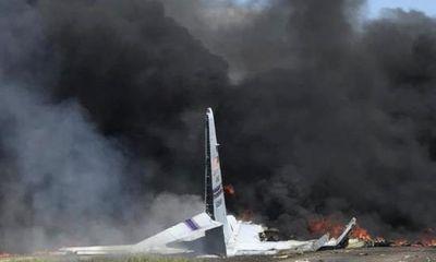 Rơi máy bay quân sự Mỹ, 9 binh sĩ thiệt mạng