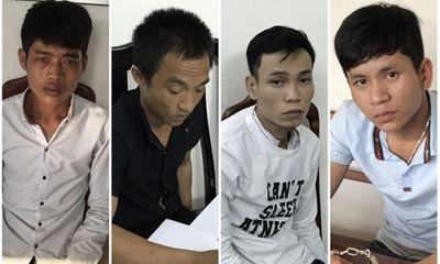 """Bắt 4 đối tượng trộm két sắt, """"cuỗm"""" hơn 1 tỷ đồng"""