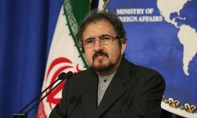 Iran cáo buộc Mỹ âm mưu