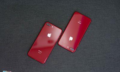 Mở bán iPhone 8 đỏ chính hãng, giá từ 21 triệu đồng