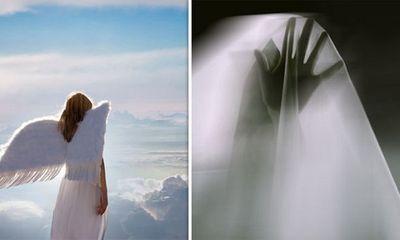 Lạ kỳ: Người phụ nữ tuyên bố gặp thiên thần trong tích tắc