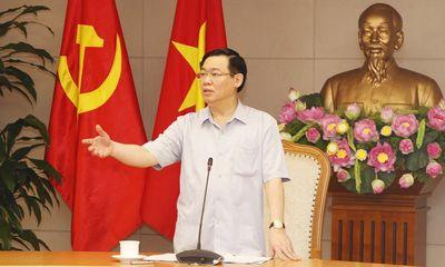 Phó Thủ tướng nhắc nhở 3 bộ chậm giải ngân đầu tư công