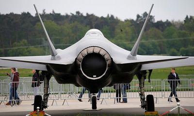 Căng thẳng leo thang, Mỹ xem xét cấm bán chiến đấu cơ F-35 cho Thổ Nhĩ Kỳ