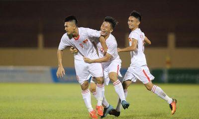 VCK U19 châu Á 2018: U19 Việt Nam rơi vào