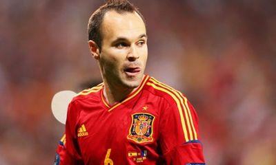 World Cup 2018: Đội hình Tây Ban Nha vắng tên Fabregas, Morata