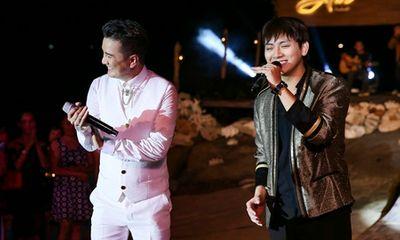 Hoài Lâm giả giọng danh ca Hoàng Oanh hát tặng NSND Kim Cương