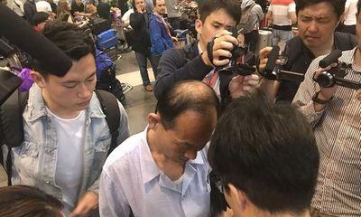 Hình ảnh phóng viên quốc tế đổ về Triều Tiên trước giờ G