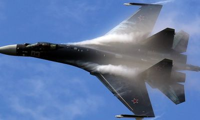 Nga chuyển giao 10 máy bay chiến đấu Su-35 cho Trung Quốc