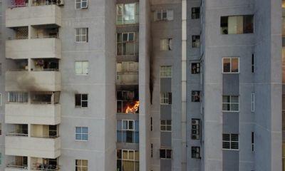 Chung cư Fodacon Hà Nội cháy vì nguyên nhân gì?
