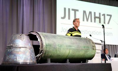 Tổng thống Putin khẳng định Nga không bắn rơi MH17