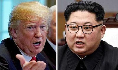 Tổng thống Trump: Cuộc gặp thượng đỉnh Mỹ-Triều vẫn có thể diễn ra