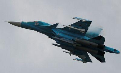 Bộ Quốc phòng Nga: Su-34 không hề truy đuổi và đánh chặn máy bay Israel